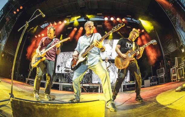 ESP: Madrid Escena 2021 - Hombres G Concert In Madrid