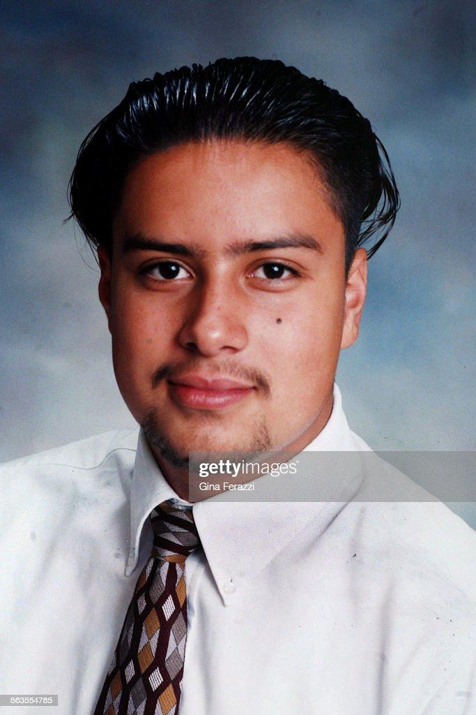 Daniel Moreno shot and killed 2–year–old Osvaldo Martinez at