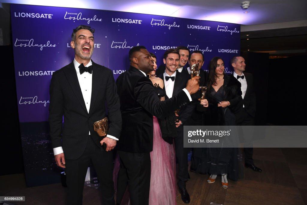 """""""La La Land"""" BAFTA After Party - VIP Arrivals"""