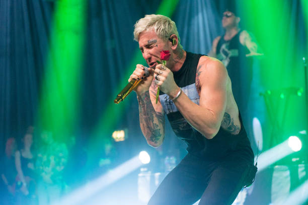 GBR: Hollywood Undead Perform At O2 Forum Kentish Town, London