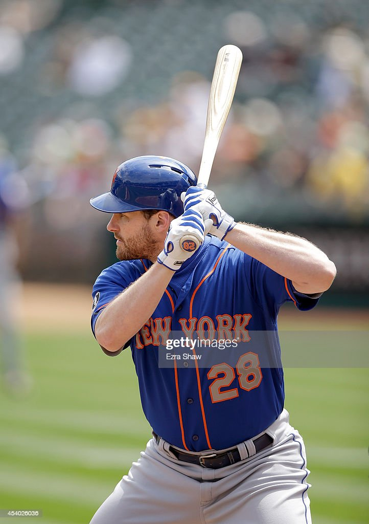 New York Mets v Oakland Athletics : News Photo