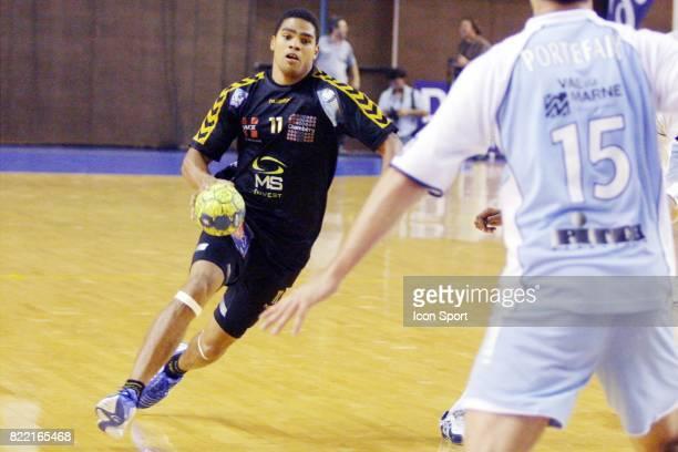 Daniel NARCISSE Creteil / Chambery 5eme journee de Division 1 2008/2009