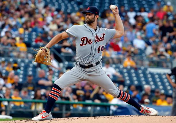 PA: Detroit Tigers v Pittsburgh Pirates