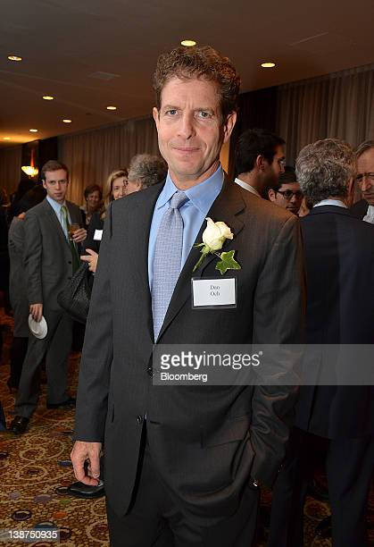 Daniel Och chairman and chief executive officer of OchZiff Capital Management Group LLC stands for a photograph during the UJAFederation of New York...