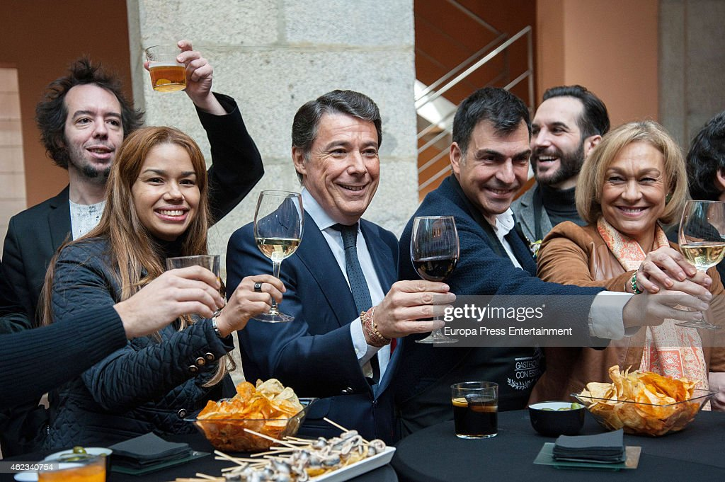 Meeting of Madrid Michelin Starred Chefs