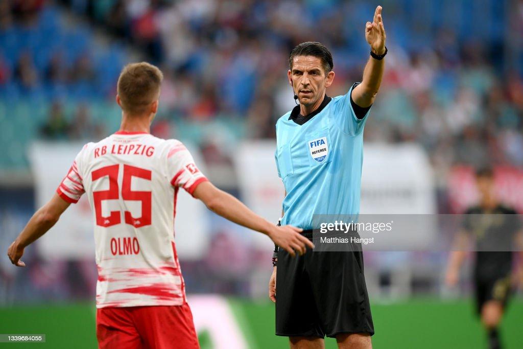 RB Leipzig v FC Bayern München - Bundesliga : News Photo
