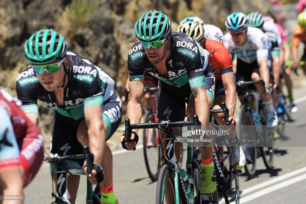 2018 Tour Down Under - Stage 4
