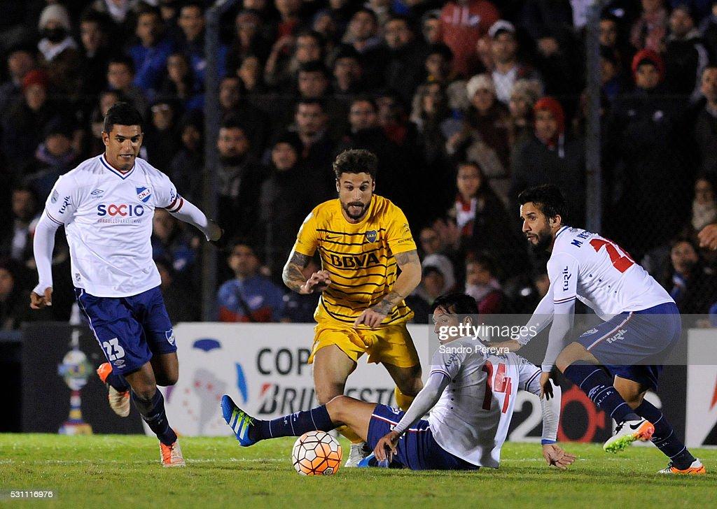 Nacional v Boca Juniors - Copa Bridgestone Libertadores 2016