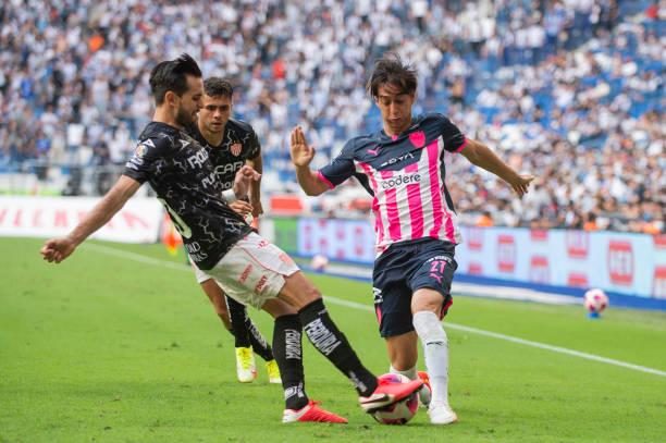 MEX: Monterrey v Necaxa - Torneo Apertura 2021 Liga MX
