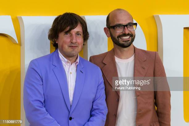 Daniel Pemberton attends the UK film premiere of 'Yesterday' at the Odeon Luxe Leicester Square on 18 June 2019 in London England