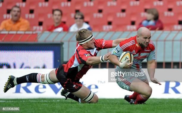 Daniel Perrin Lions / Crusaders Vodacom Super 14 Johannesbourg