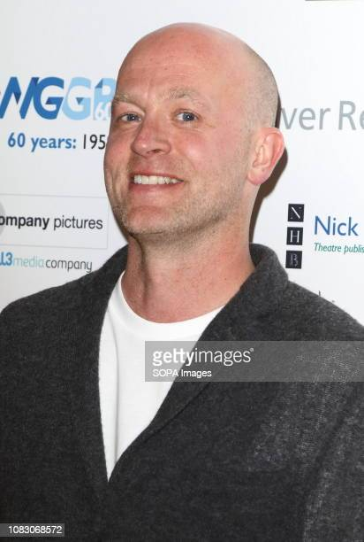 Daniel Pinchbeck at the Writers Guild Awards 2019 at The Royal College of Physicians St Andrews Place Regents Park
