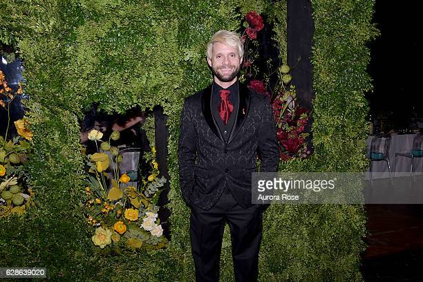Daniel Pintauro attends ACRIA Holiday Dinner Honoring The Robert Mapplethorpe Foundation Judith Light and Casey Fremont at The 69th Regiment Armory...