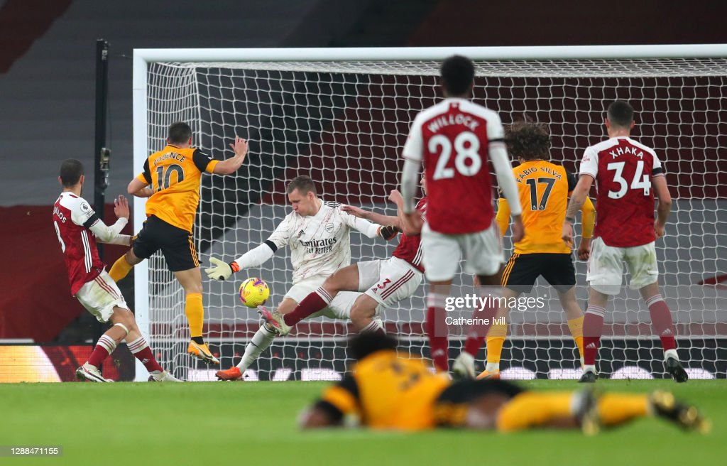 Arsenal v Wolverhampton Wanderers - Premier League : ニュース写真