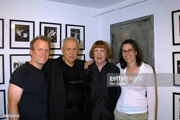 Daniel Power, Ron Galella, Betty Galella and Susanne Konig