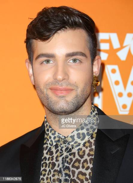 Daniel Preda attends the 2019 TrevorLive Los Angeles Gala at The Beverly Hilton Hotel on November 17 2019 in Beverly Hills California
