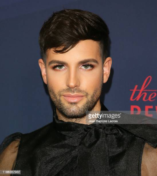 Daniel Preda attends the 9th Annual Streamy Awards at the Beverly Hilton Hotel on December 13 2019 in Beverly Hills California