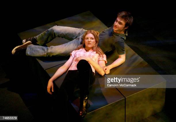 Daniel Radcliffe at the Gielgud Theatre in London United Kingdom