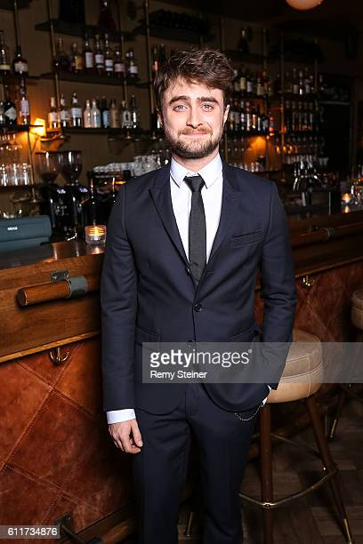 Daniel Radcliffe at the Tommy Hilfiger Dinner in celebration of the 12th Zurich Film Festival on September 30 2016 in Zurich Switzerland