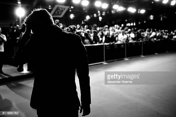 Daniel Radcliffe attends the 'Imperium' premiere during the 12th Zurich Film Festival on September 30 2016 in Zurich Switzerland The Zurich Film...