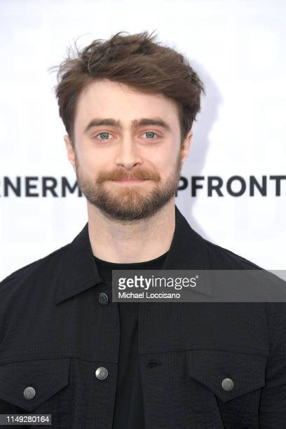 Daniel Radcliffe attends the WarnerMedia 2019 Upfront at One Penn Plaza on May 15, 2019 in New York City.