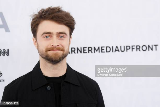 Daniel Radcliffe of TBS's Miracle Workers attends the WarnerMedia Upfront 2019 arrivals on the red carpet at The Theater at Madison Square Garden on...