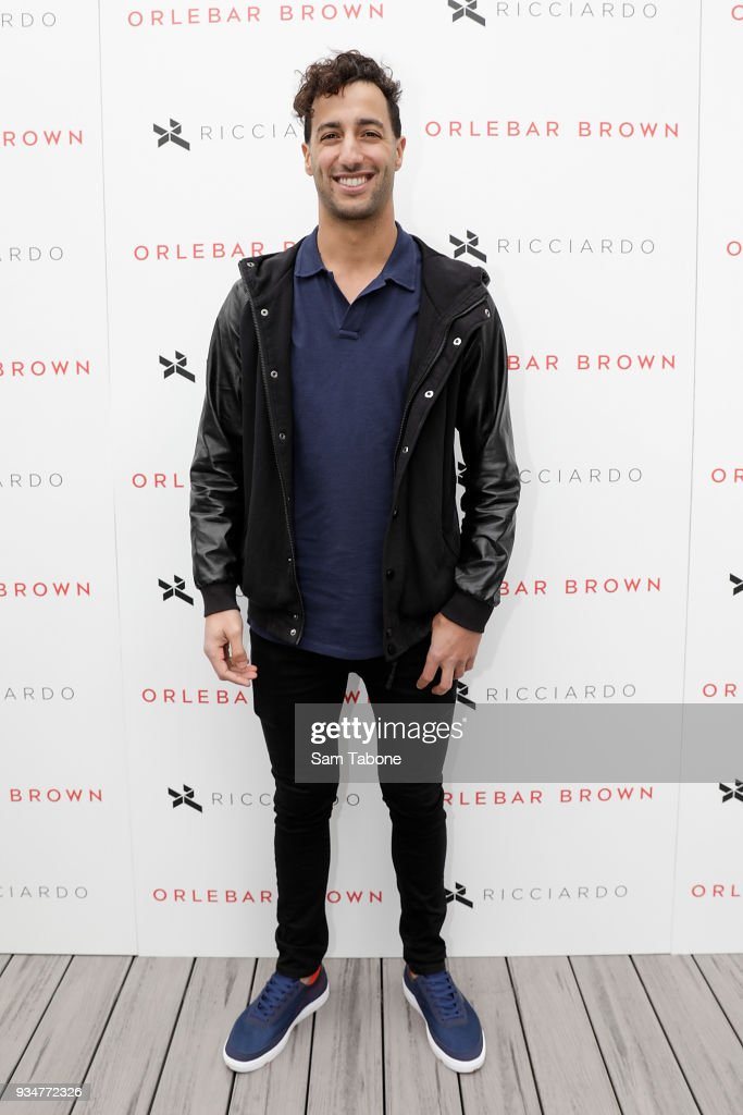 Orlebar Brown Launch - Arrivals