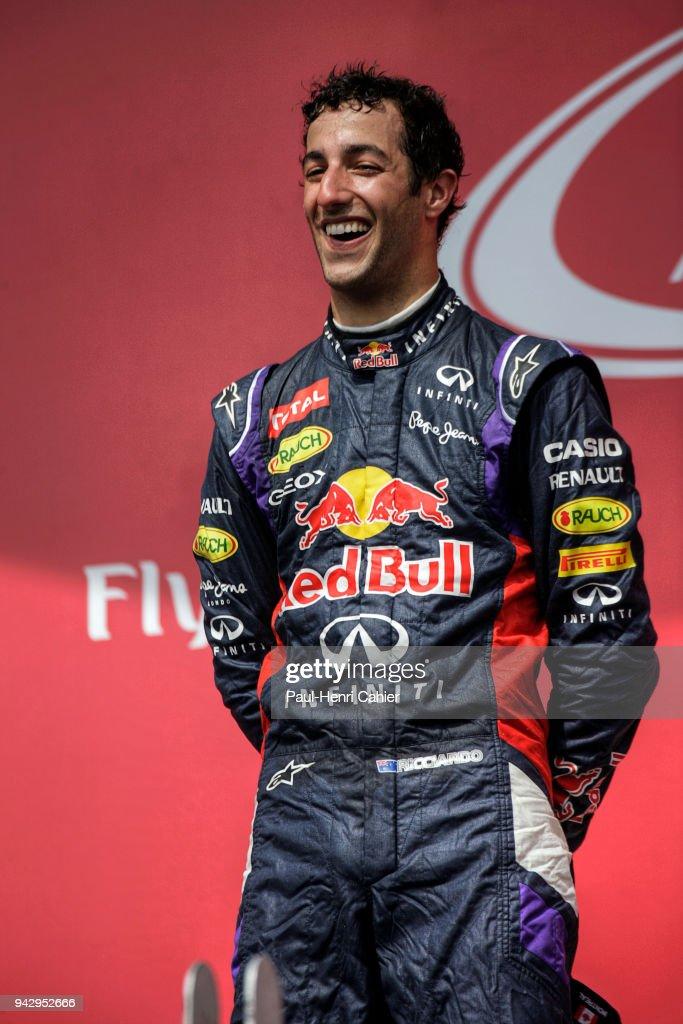 Daniel Ricciardo, Grand Prix of Canada, Circuit Gilles Villeneuve, 08 June 2014.