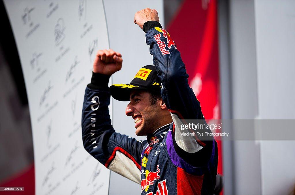 Canadian F1 Grand Prix - Race : News Photo