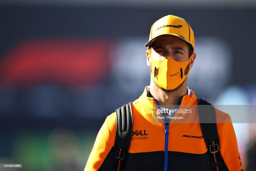 F1 Grand Prix of Portugal - Practice : News Photo