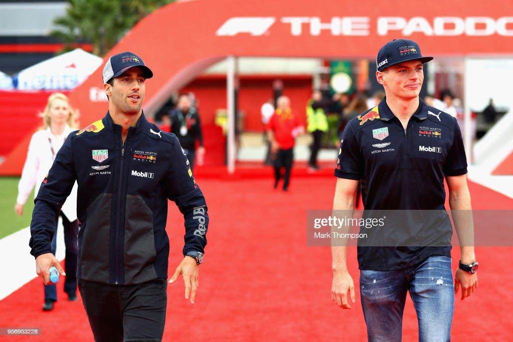 Spanish F1 Grand Prix - Previews : News Photo