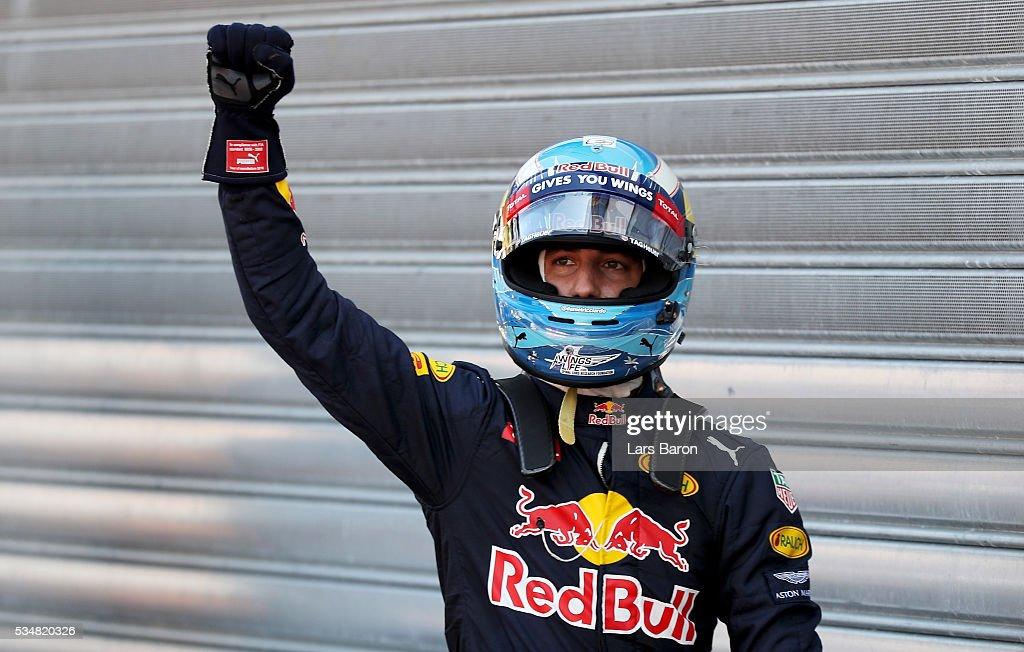 F1 Grand Prix of Monaco - Qualifying : News Photo