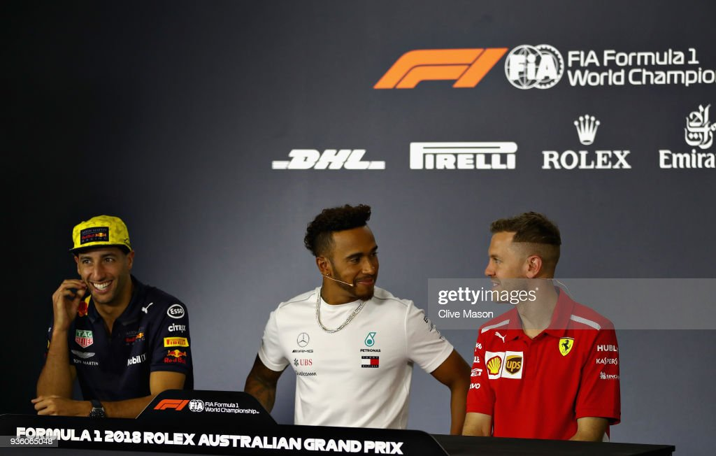 Australian F1 Grand Prix - Previews