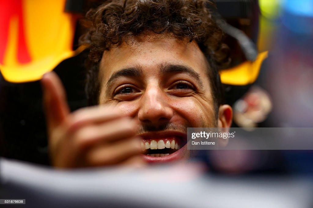 F1 Testing In Barcelona