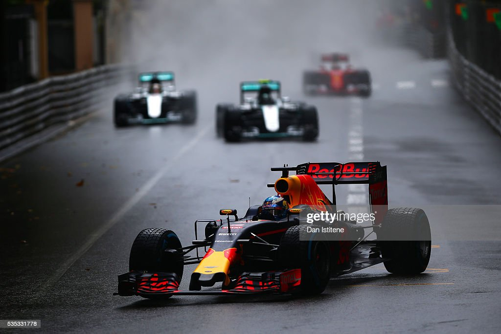 F1 Grand Prix of Monaco : News Photo