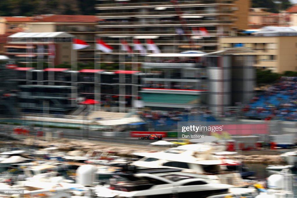 F1 Grand Prix of Monaco - Practice