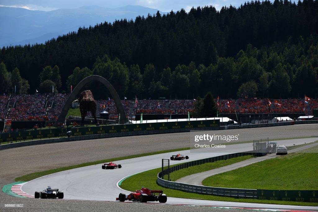 F1 Grand Prix of Austria : News Photo