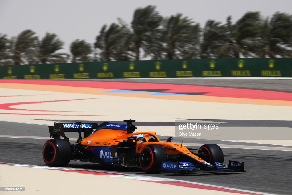 Formula 1 Testing in Bahrain - Day 2 : News Photo