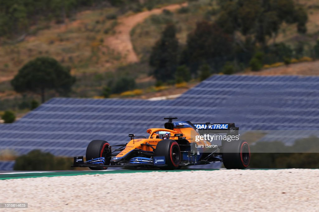 F1 Grand Prix of Portugal - Final Practice : News Photo