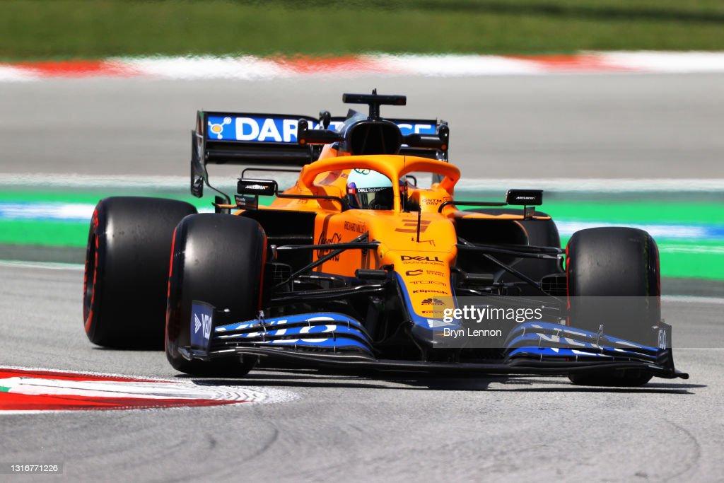 F1 Grand Prix of Spain - Practice : ニュース写真