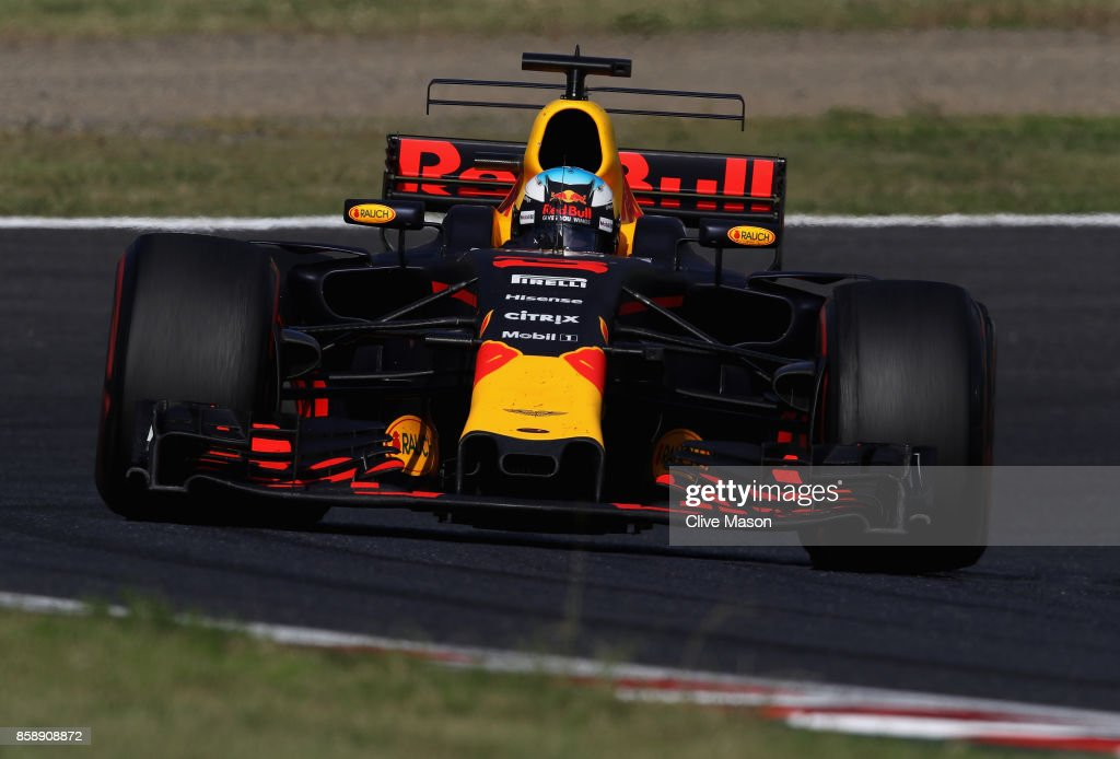 F1 Grand Prix of Japan : News Photo