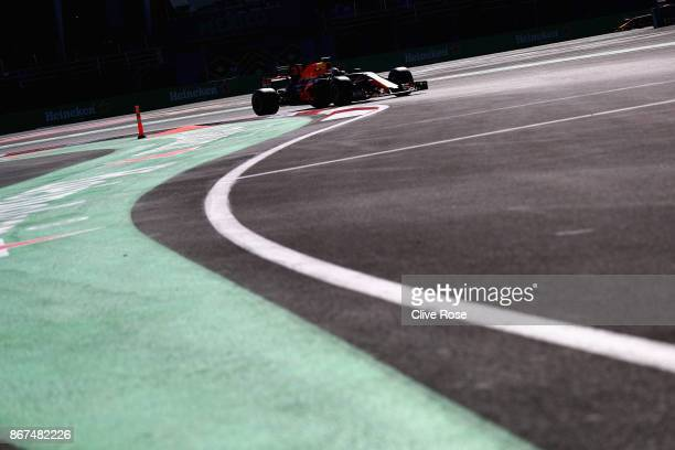 5ee8e88f41e Daniel Ricciardo of Australia driving the Red Bull Racing Red BullTAG Heuer  RB13 TAG Heuer on