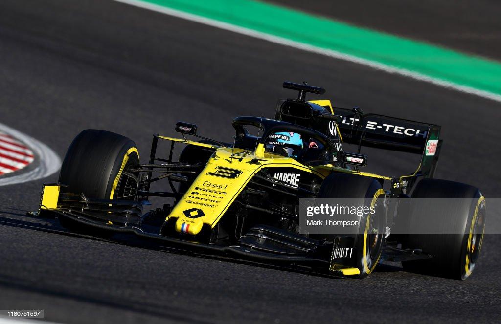 F1 Grand Prix of Japan : Foto di attualità