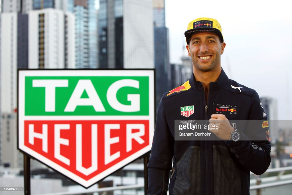 TAG Heuer Australia Grand Prix Party