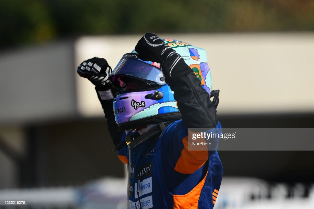 Formula 1 - Italian GP - Race : News Photo