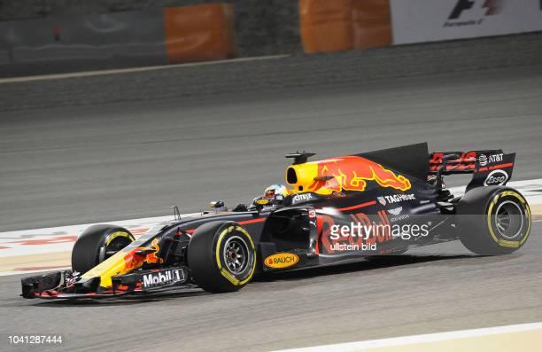 Daniel Ricciardo Red Bull Racing formula 1 GP Bahrain in Manama/Shakir