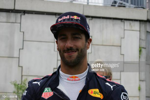 Daniel Ricciardo Red Bull Racing formula 1 GP Belgien in Spa