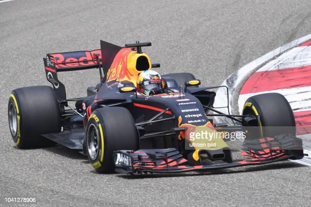 Daniel Ricciardo Red Bull Racing formula 1 GP China in Shanghai