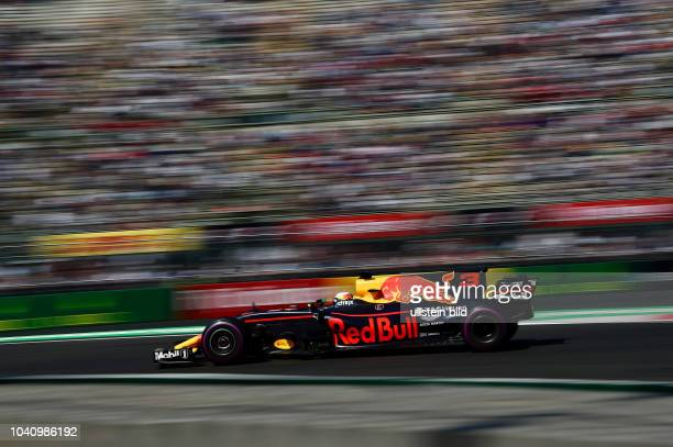 Daniel Ricciardo Red Bull Racing formula 1 GP Mexiko Mexiko Stadt