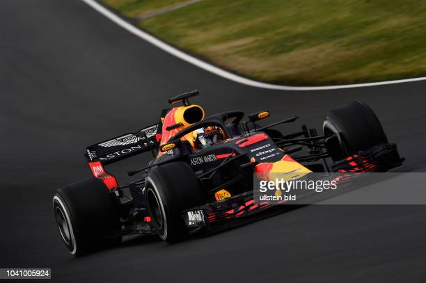Daniel Ricciardo, Red Bull Racing, formula 1 GP, Test, Barcelona Spanien,